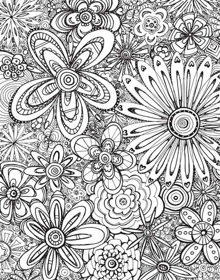Its National Coloring Day Celebrate With Free Pages